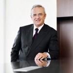 Martin Winterkorn VW CEO