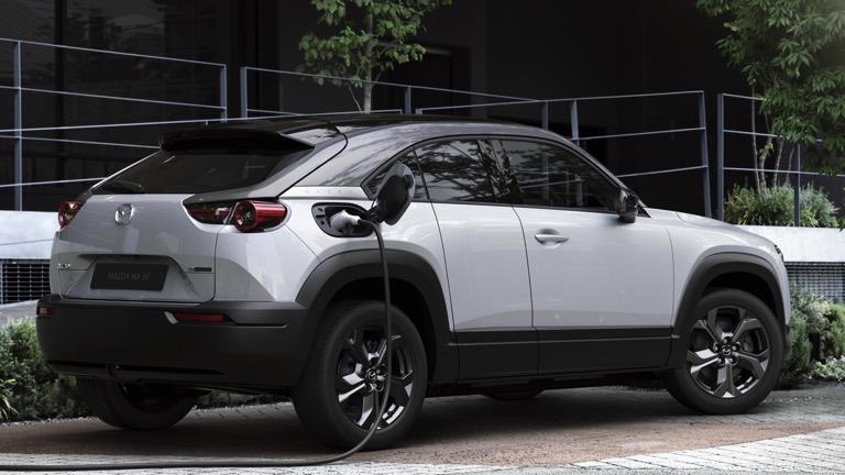 2021 Mazda MX-30 EV (Rotary Engine) (1)