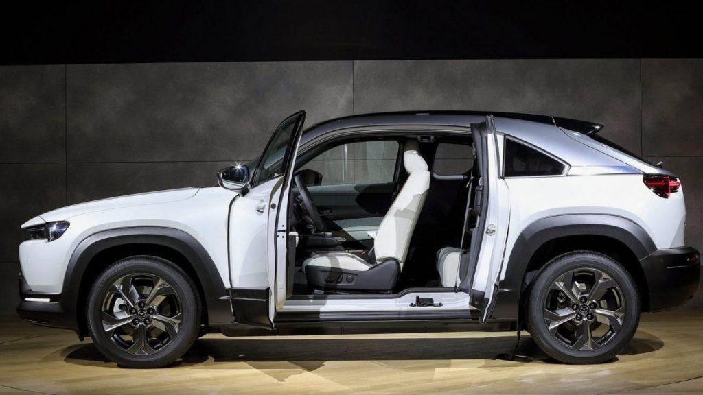 2021 Mazda MX-30 EV (Rotary Engine)